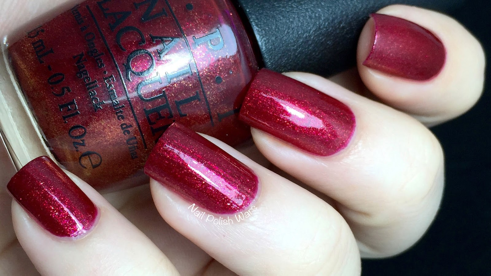 OPI - Holiday 2014 Gwen Stefani