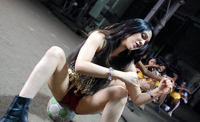 ankitha from the movie sadhyam latest photos