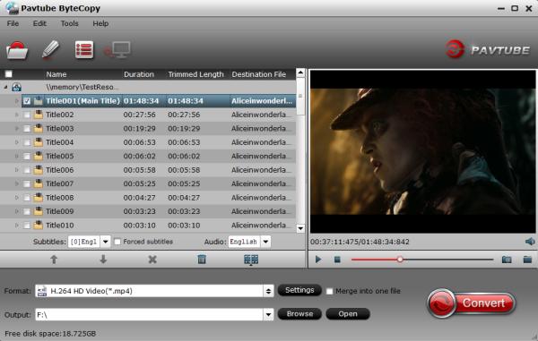 Blu-ray Ripper for Plex