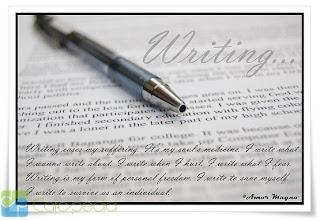 Penulisan Artikel buat duit