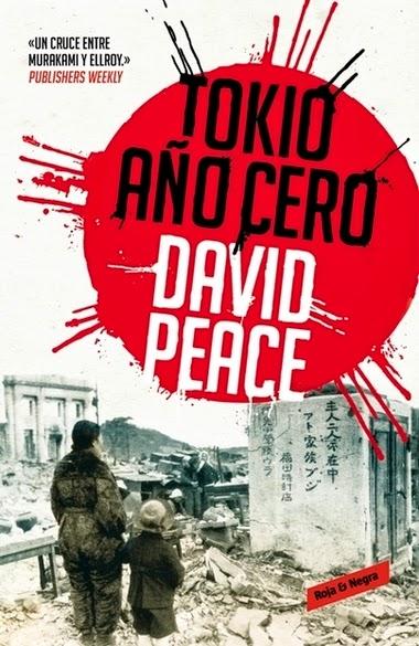 Tokio año cero David Peace
