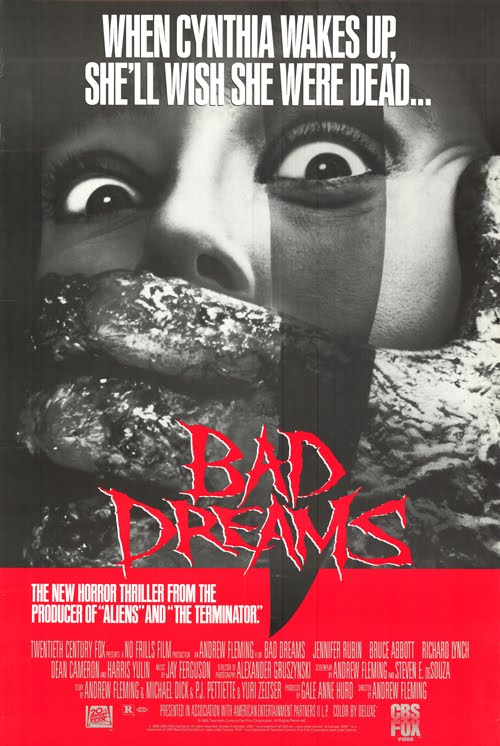 bad dreams Bad dreams lyrics: yo - me and my niggas and my clique be gettin mad cream / ball in the club, now i'm drunk havin a bad dream / this muh'fucker tried to greet me.