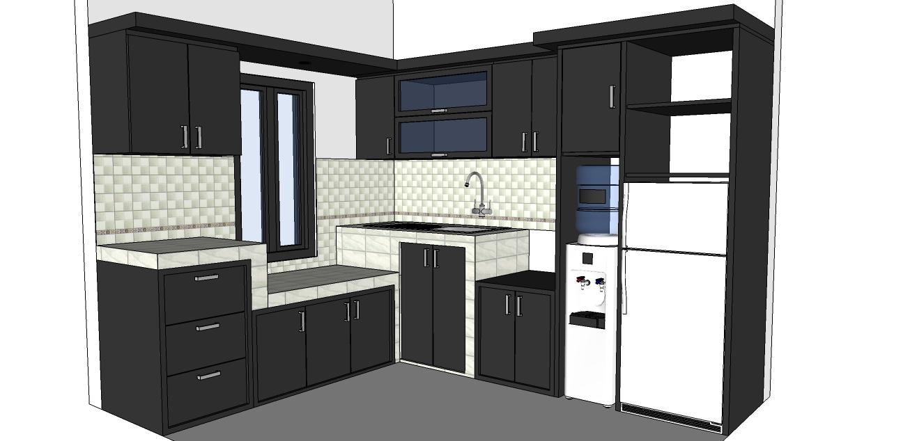 Wills Interior Design Solo Gambar Sebelum Jadi Sudah Jadi Dan