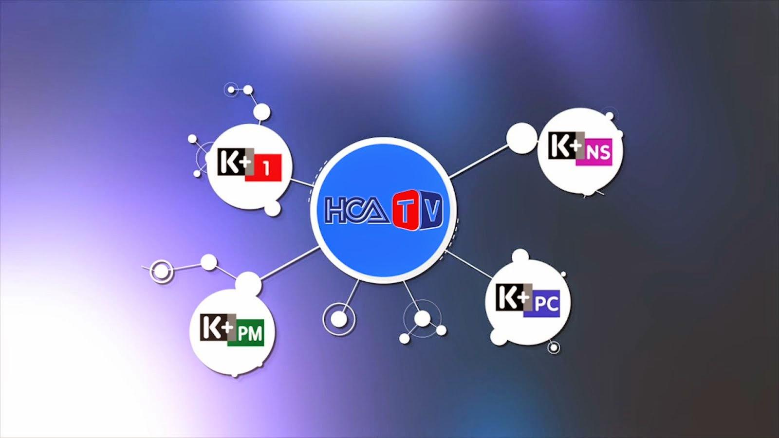 Xem K+ trên HCATV
