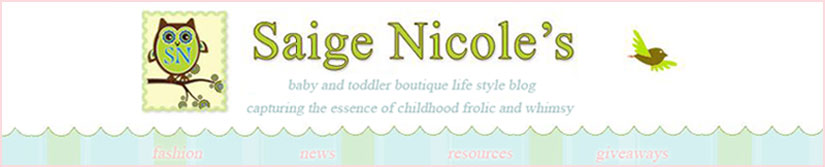 Saige Nicole&#39;s Baby Boutique and Toddler Boutique