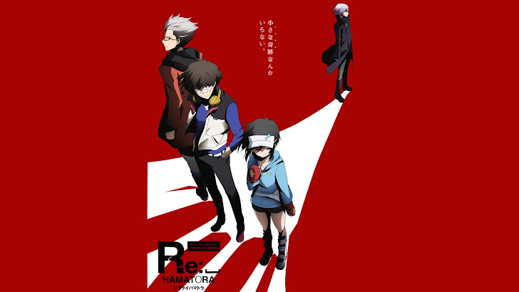Re Hamatora Anime