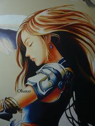 Lukisan Mural Ohayo