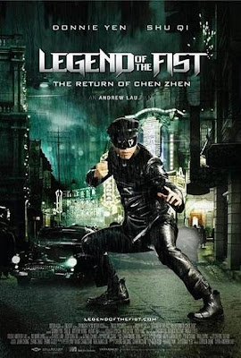 Legend of the Fist, The Return of Chen Zhen, poster, movie