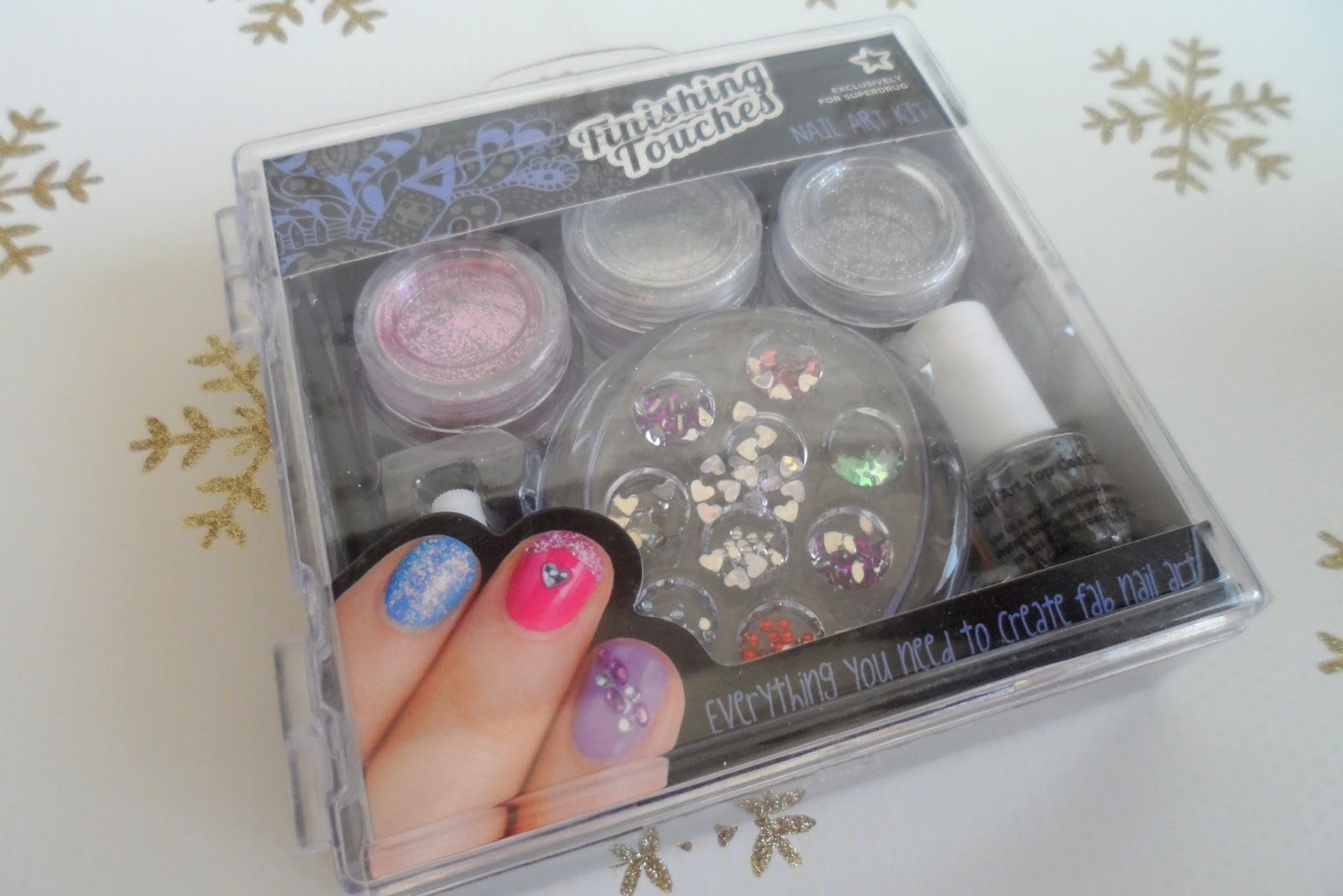 Flutter and sparkle finishing touches nail art supplies from finishing touches nail art supplies from superdrug prinsesfo Image collections