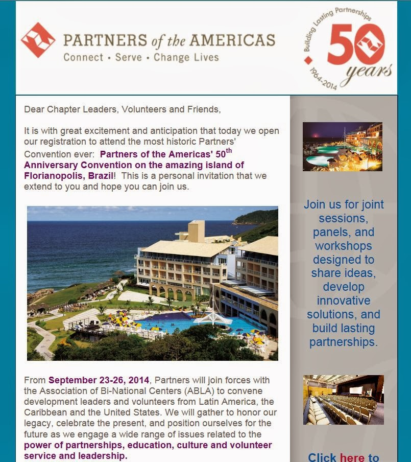 http://myemail.constantcontact.com/Partners-of-the-Americas-50th-Convention-Registration-is-Open-.html?soid=1101082295155&aid=2gMJ9VzzhSw