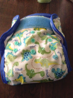Diaper 1st view