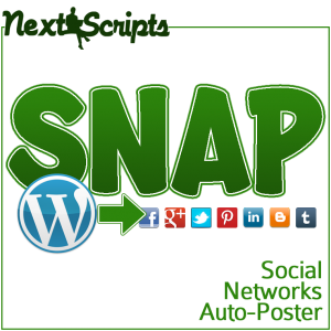 Social Networks Auto Poster Pro 3.8.2