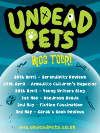Undead Pets Blog Tour