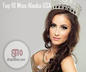 Top 10 Miss Alaska USA (Last 10 Winners)