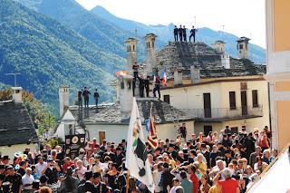 Трубочисты в Италии