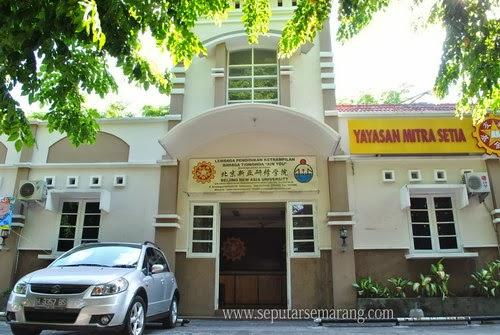 Lembaga Pendidikan Ketrampilan Bahasa Tionghoa Xin You