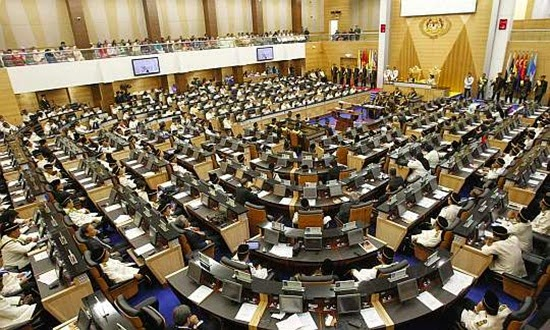 Gaji dan elaun Ahli Parlimen naik sehingga 40 peratus