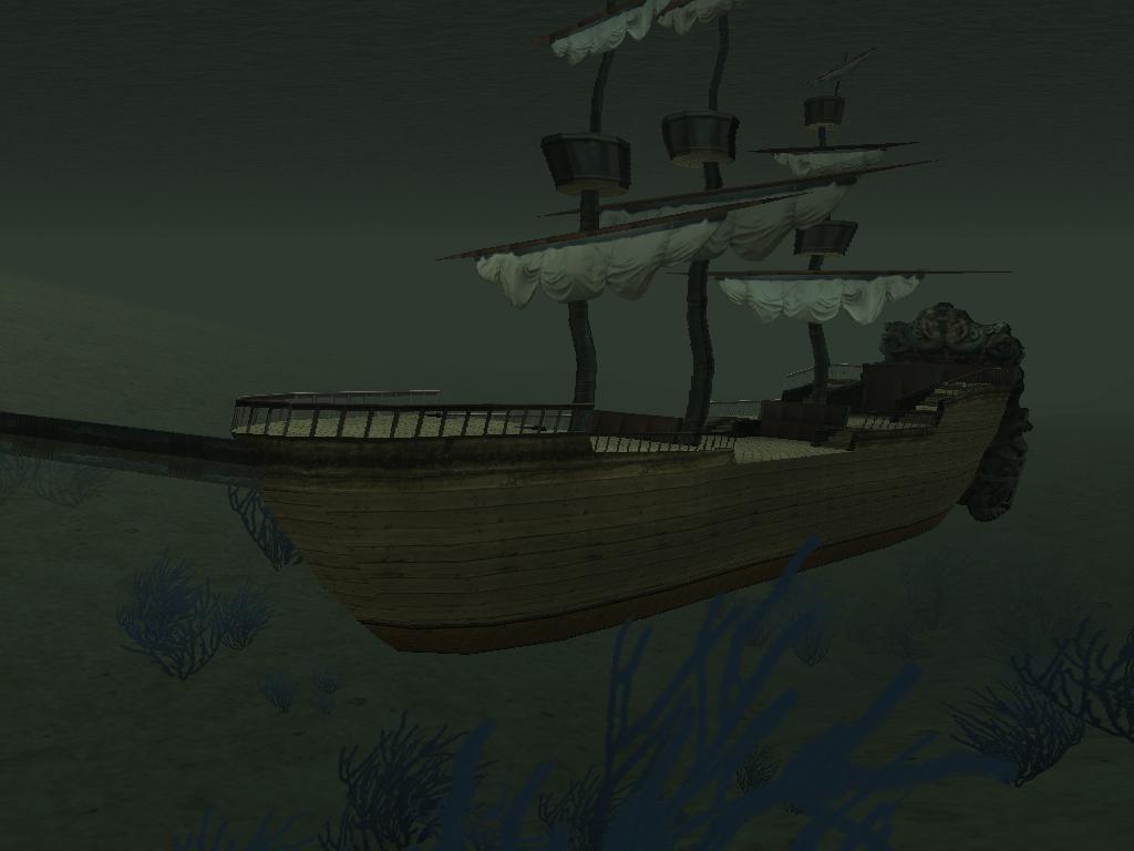 PIRATE'S SHIP | GTA MOD | ..:: KOLA - KALO ::..