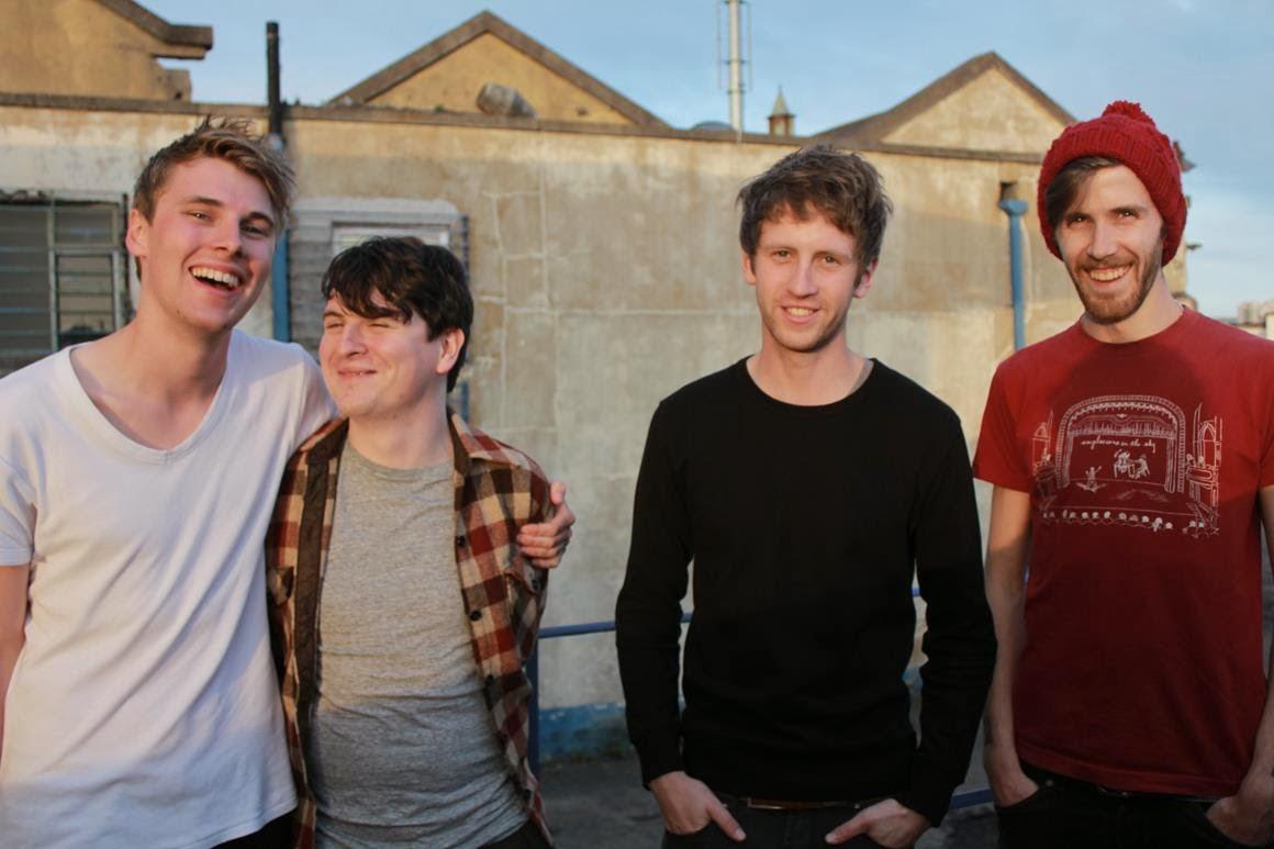 Dublin's Girl Band stream new 6 minute single Lawman
