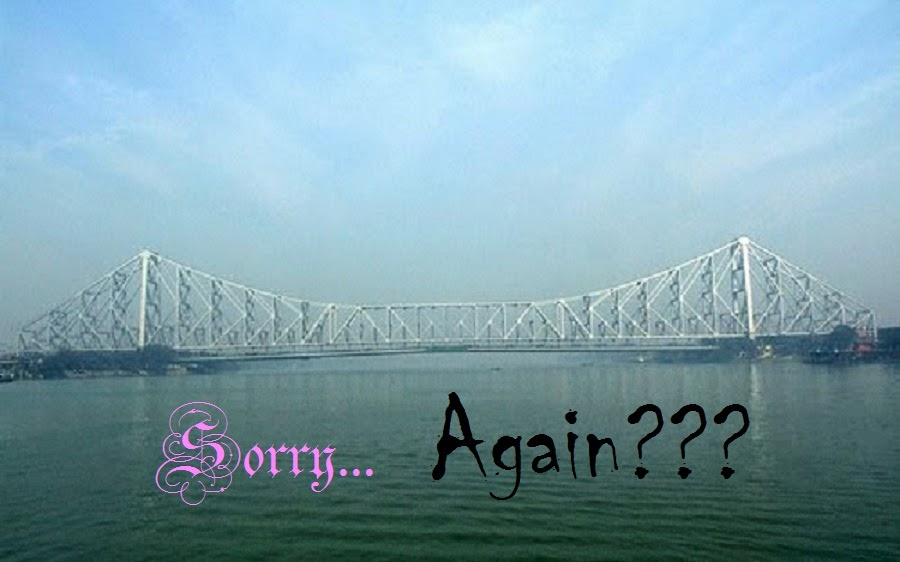 Sorry... Again??? - A Novel