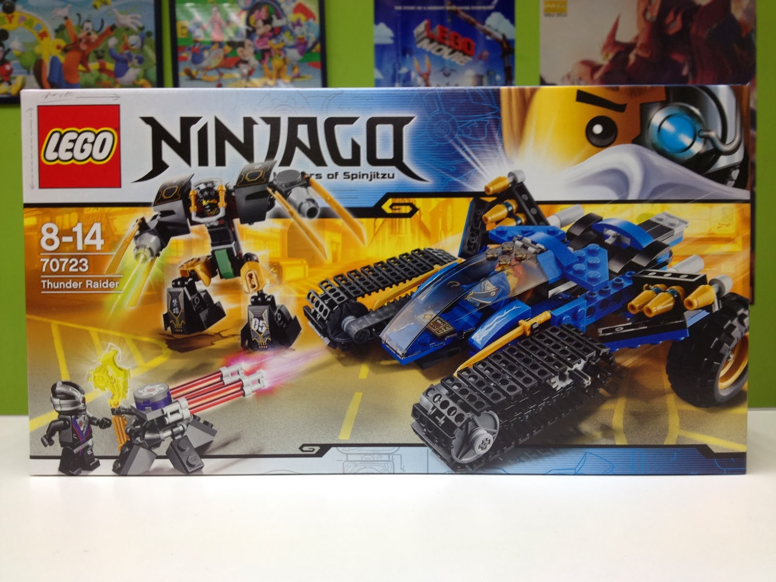 DeToyz Shop: 2014 Lego Ninjago Sets restocked.