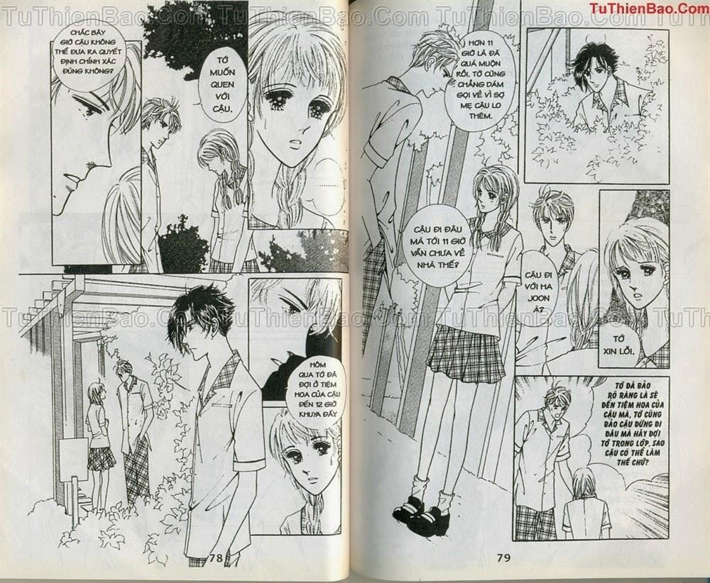 Nữ sinh chap 4 - Trang 40