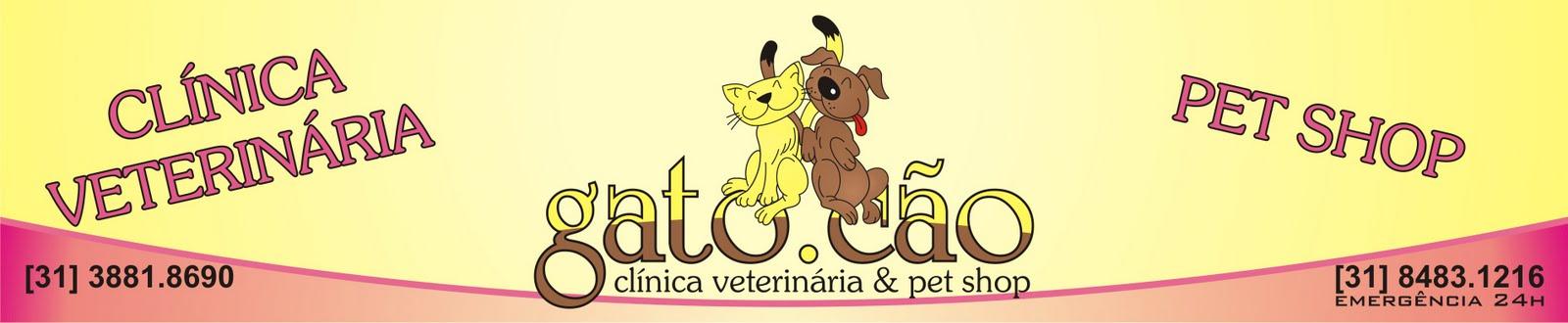 GATO.CÃO clinica veterinária e pet shop