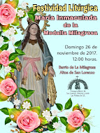 Festividad Litúrgica La Milagrosa