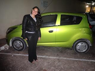 carro alugado em cancun