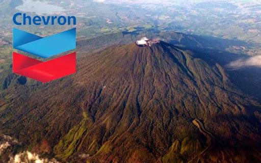 Warga Gunung Cermai Ramai-ramai Tolak Chevron