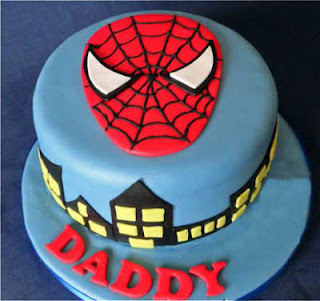 SpiderMan_Cake