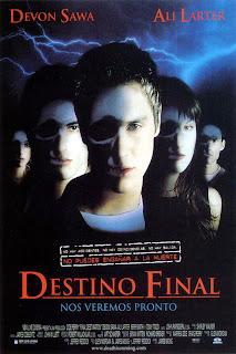 Poster de Destino final