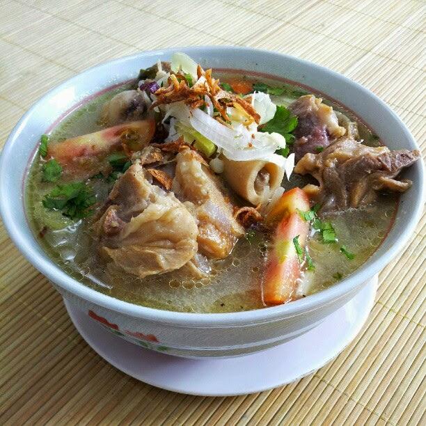 Resep dan Cara Membuat Sup Daging Kuah Segar