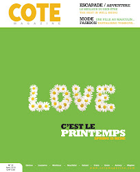 Publi dans cote magazine