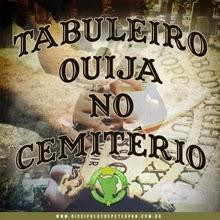 Tabuleiro Ouija no Cemitério