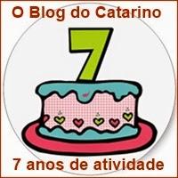 Aniversário, Blog do Catarino, Opinião, Notícias
