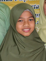 my honey adik iQa..::