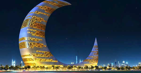 Impressive and Wonderfull Future Buildings 2050