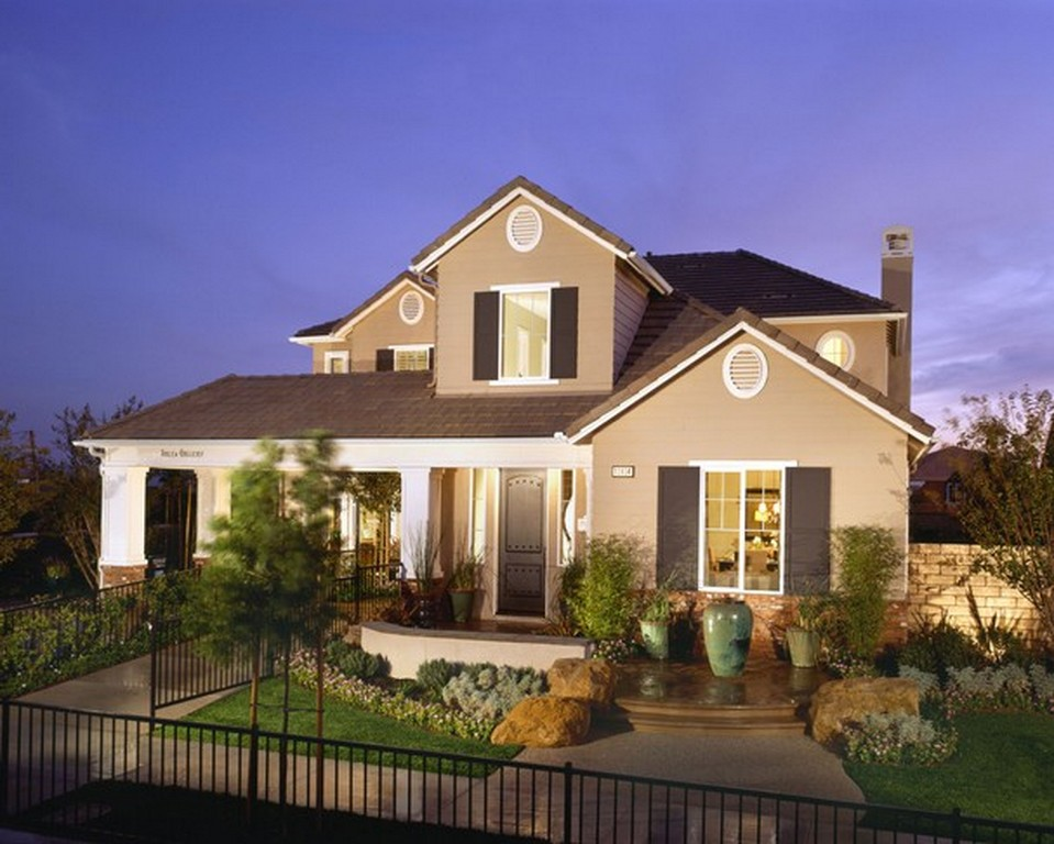 Modern homes exterior designs views home decorating for New home exterior ideas