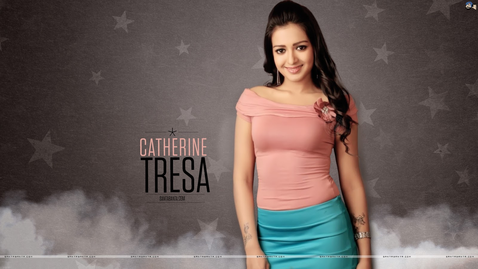 Catherine Tresa Girls Hidia Wallpaper HD