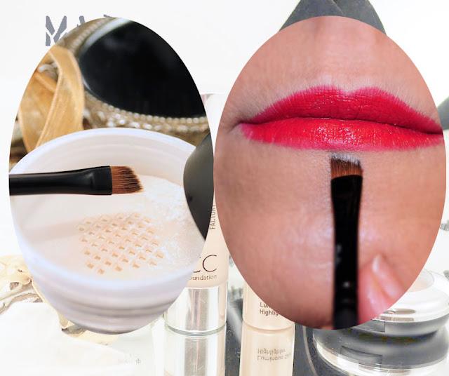 Lippenkonturen schützen