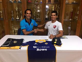 Pantoja realiza alianza con la Escuela de Fútbol Escolinha en Bonao y Santo Domingo
