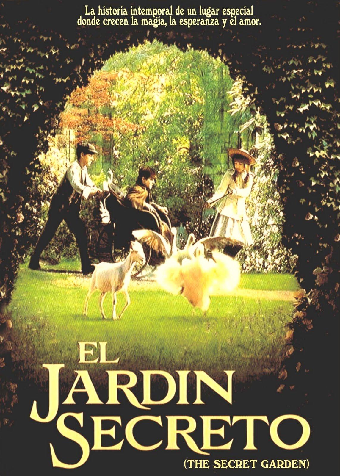 Jardin secreto imagens v rias id ias de for Cancion de la pelicula el jardin secreto