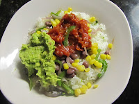 Mexican Vegetarian Burrito Bowl   12