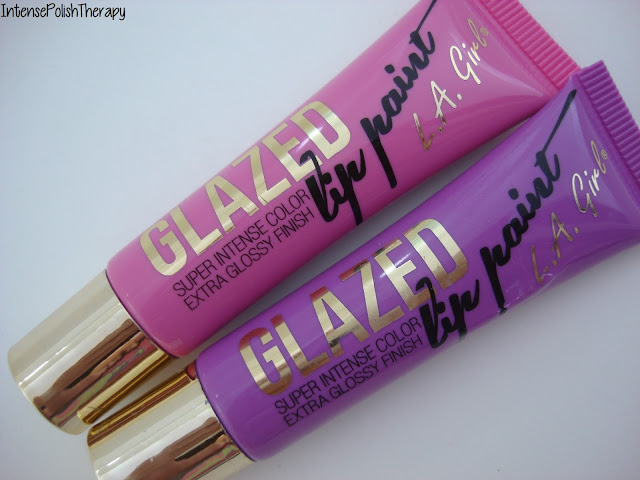 L.A. Girl - Glazed Lip Paint