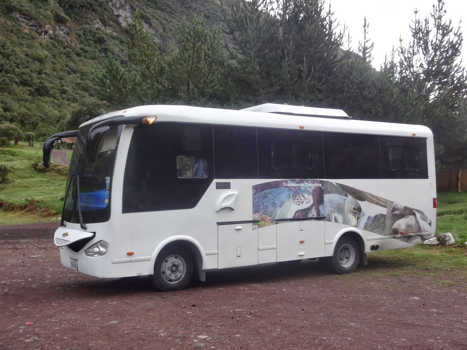 Vehículo apto para Turismo