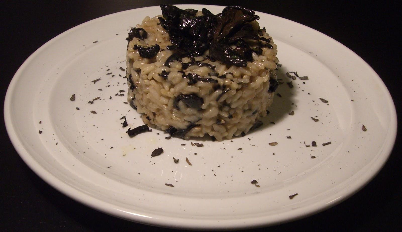 Cucinare assaporare bere e dintorni risotto con for Cucinare risotto