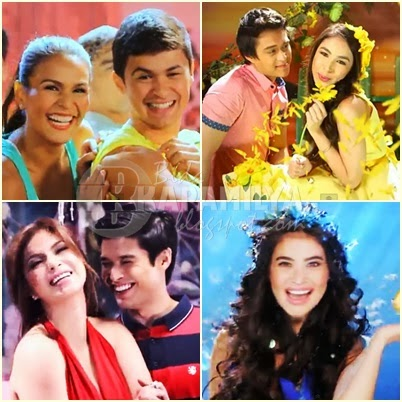 ABS-CBN 2014 New Shows Plug
