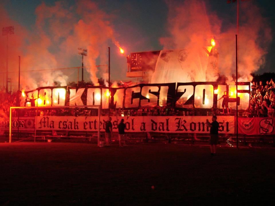 Debrecen - Sutjeska Niksic 2015.07.02.