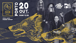 Soen e Madder Mortem @ Hard Club